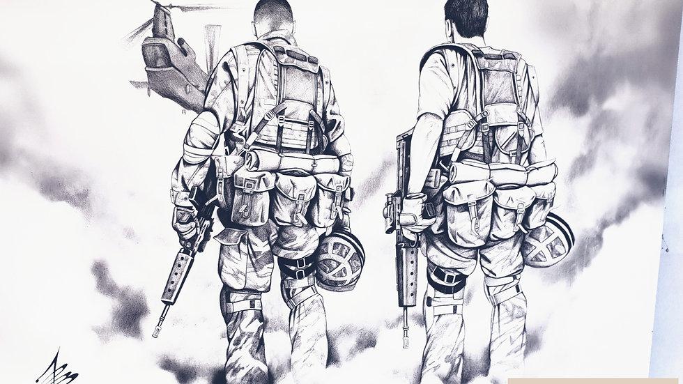 Military Prints