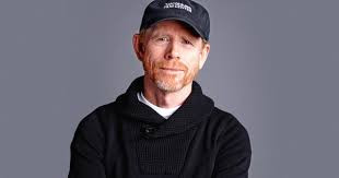 So Ron Howard says...