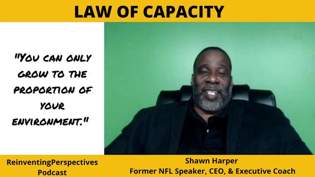 LAW OF CAPACITY