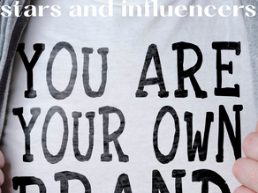 YOU ARE A PERSONAL BRAND WHETHER YOU KNOW IT NOT