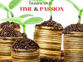 THE INVESTMENT NEEDED IN EVERY BUSINESS