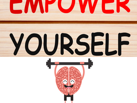 EMPOWER YOURSELF -- No one's Coming To Your Rescue