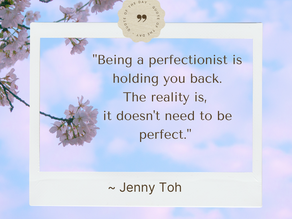 STOP CALLING YOURSELF A PERFECTIONIST AS A WAY TO AVOID EXECUTING
