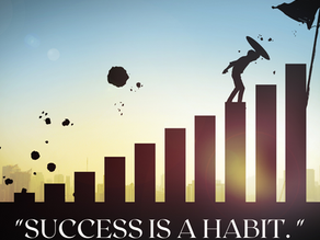 YOU BECOME SUCCESSFUL BEFORE YOU BECOME A SUCCESS