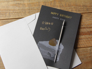 GREETING BIRTHDAY CANDLE PICK