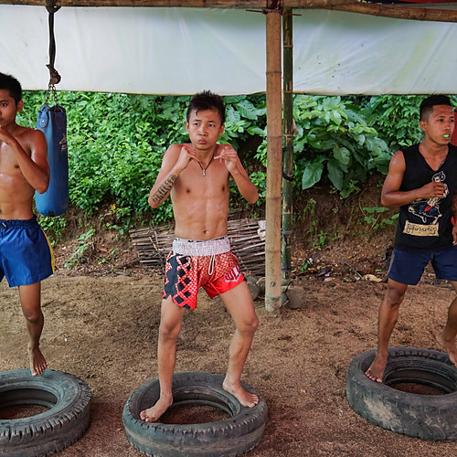 The Violent, Lonely World of Myanmar's Child Boxers