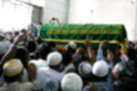 Funeral of NLD's advisor who was assasin