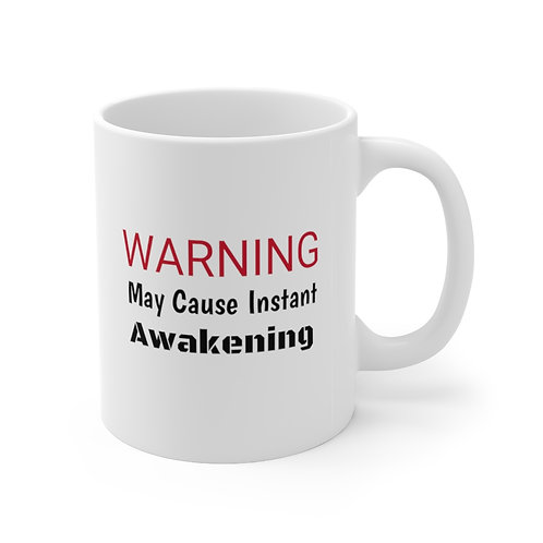 Instant Awakening Mug Spiritual Everything Store