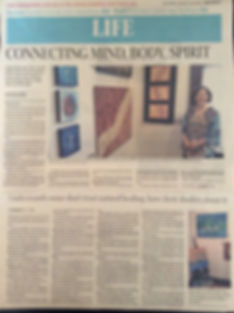 newspaper Tara Arnold media