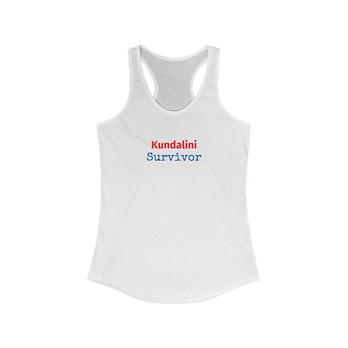 Kundalini Survivor Women's Racerback Tank