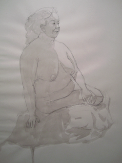 A old lady II