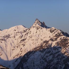 2019年春合宿 燕岳2763m・大天井岳2922m・常念岳2857m