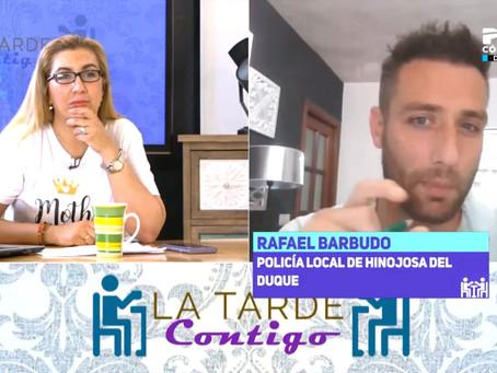 Entrevista en PTV Córdoba