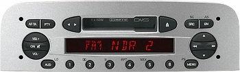 Alfa romeo 147 937 cassette radio code