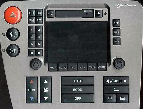 Alfa romeo BE2580 ICS Driver Inf. System radio code