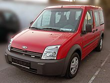 Ford Tourneo (2002-2013)