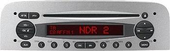 Alfa romeo 147 937 i 947 radio code