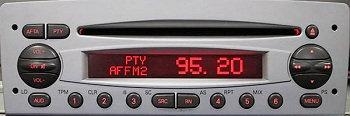 Alfa 156 932 cd