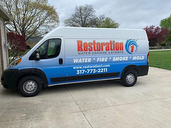 Restoration 1 Of Hamilton County Van