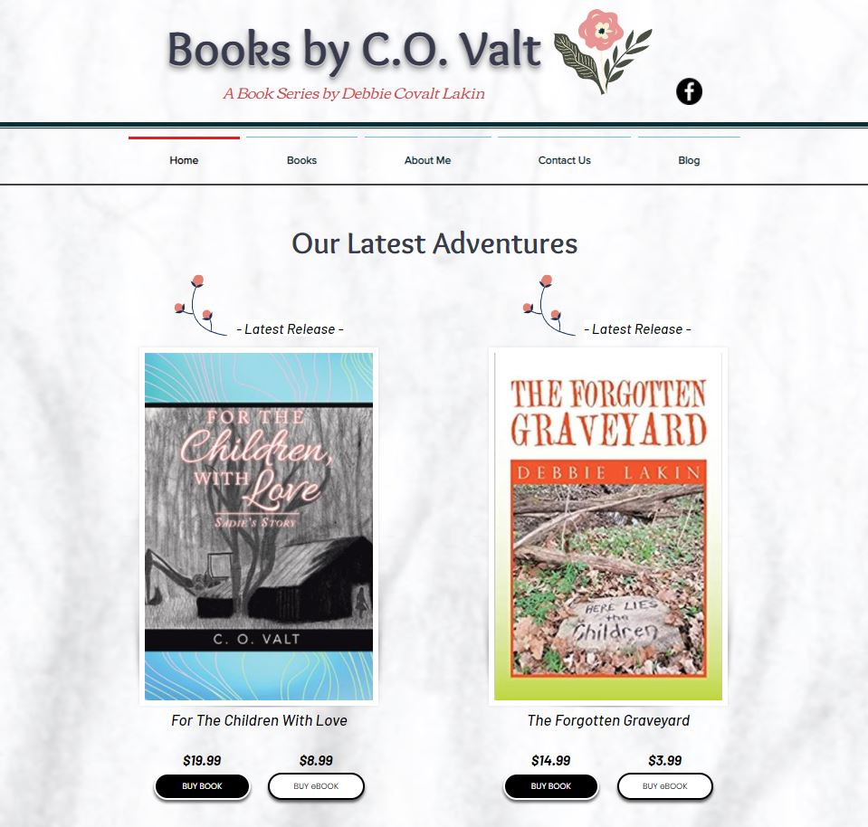 Books by C.O. Valt