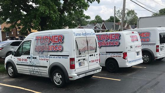 Turner Appliance Repair Service Vans.jpg