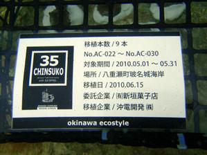 35CHINSUKO 2010/05 BS移植
