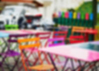 Las tablas de colores