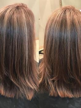 #haircut #bobbiegshairstudio #softhighli