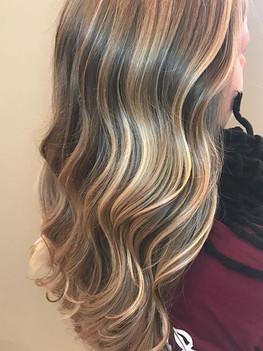 #paintedhair #healthyhair #haircut #hair