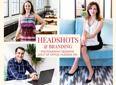New Dates for Headshots & Branding Photos