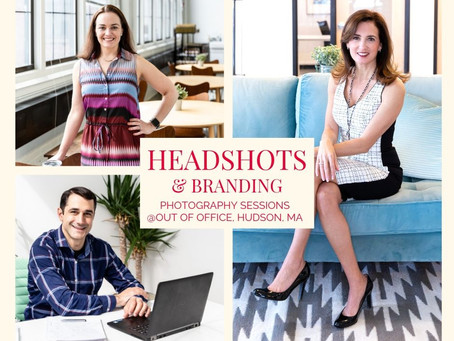 New Dates for Headshots & Branding Photos