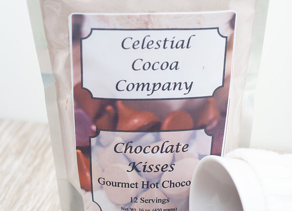 12 Serving Pouch Chocolate Kisses