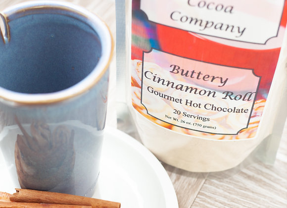 20 Serving Pouch Buttery Cinnamon Roll