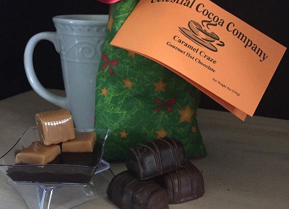 4 Serving Gift Bag Caramel Craze