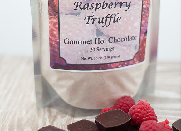 20 Serving Pouch Raspberry Truffle