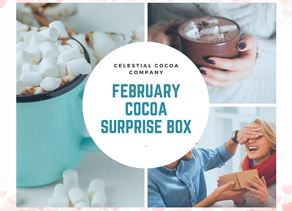 February Cocoa Surprise Box
