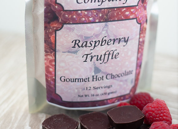 12 Serving Pouch Raspberry Truffle