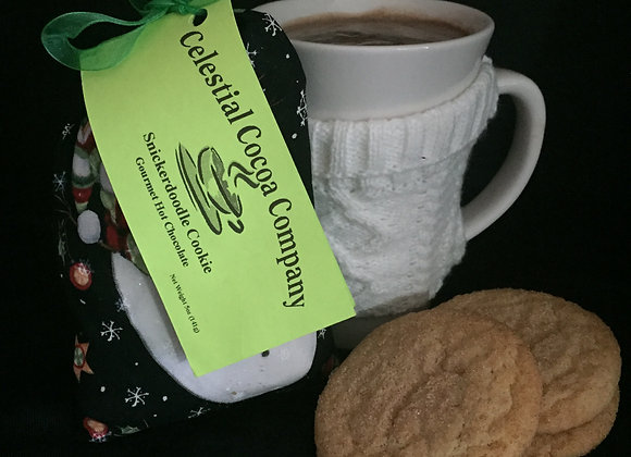 4 Serving Gift Bag Snickerdoodle Cookie