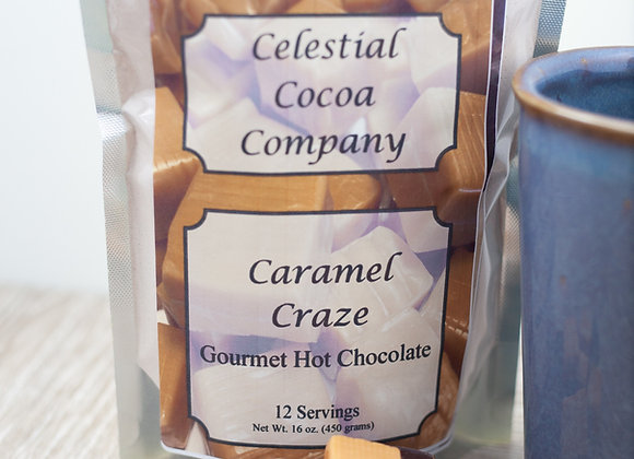12 Serving Pouch Caramel Craze