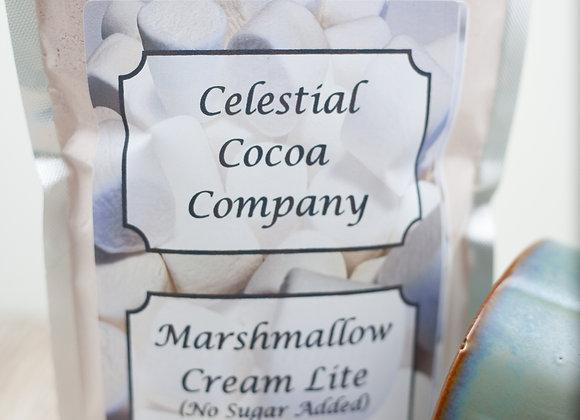 12 Serving Pouch Marshmallow Cream Lite
