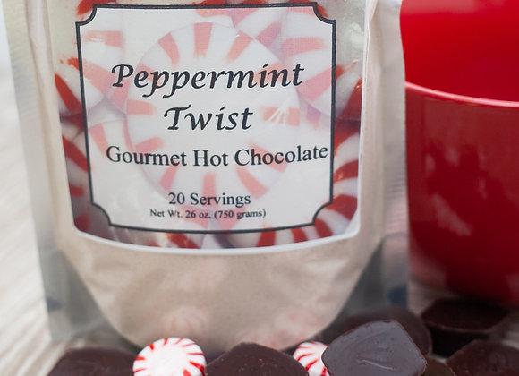 20 Serving Pouch Peppermint Twist