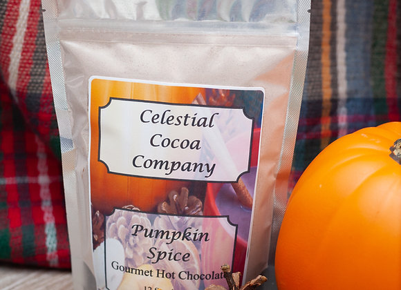 12 Serving Pouch Pumpkin Spice