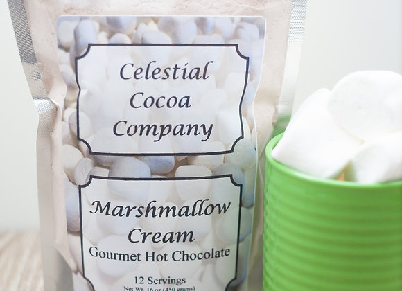12 Serving Pouch Marshmallow Cream