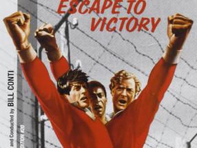 Escape to Victory / Victory- Bill Conti - Soundtrack Review