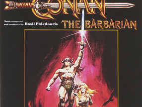 Conan The Barbarian - Basil Poledouris - Soundtrack Review