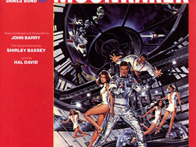 Moonraker - John Barry - Soundtrack Review