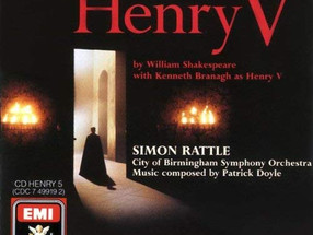 Henry V - Patrick Doyle - Soundtrack review