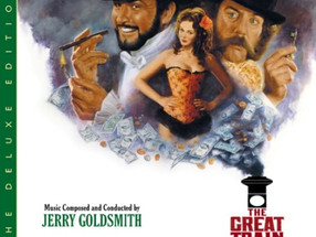 The Great Train Robbery - Jerry Goldsmith - Soundtrack Review
