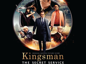Kingsman -  Henry Jackman & Matthew Margeson - Soundtrack Review