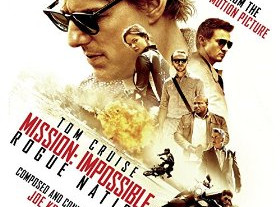 Mission: Impossible - Rogue Nation - Joe Kraemer - Soundtrack Review